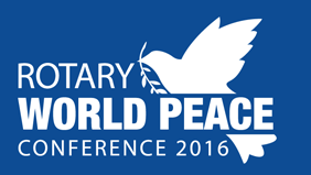 Rotary World Peace Conference 2016