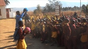 Play It Forward Soccer balls for kids in Africa
